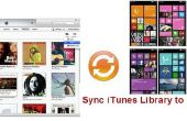 Película de iTunes Sync para Windows Phone 8