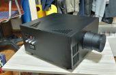 Proyector de haz de LED de DIY 2k(2560x1440)