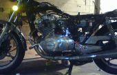Cómo limpiar los carburadores de motos