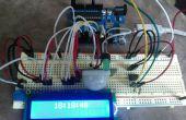 Sistema de Monitor de Arduino Home