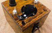 Construir una cámara estenopeica anamórfico