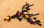 Jetosaur el transformador Lego