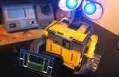 Chispa-e - A base de chispa + Touch OSC controlado conversión de robot de juguete Wall-e