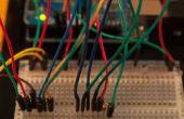 Cableado LCD paso a paso (modo de 4 bits) y ejemplos de programación para Arduino