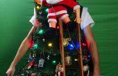 SUÉTER de Navidad feo bricolaje 2013 (inclinación de la escalera)
