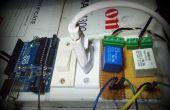Interruptor controlado con Arduino de voz