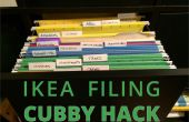 Expedit IKEA archivador Hack