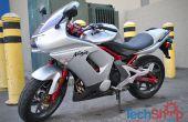 Cambiar las palancas de embrague y freno en motos