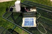 Cómo construir un Solar Powered Boombox