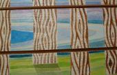 Pintura de paisaje del romanticismo