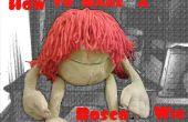 Cómo hacer una peluca de Bosco