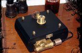 La caja de recuerdos de Steampunkers