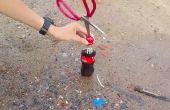 Cómo hacer un cohete de Coca cola con prospane