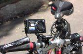 Rápido y fácil de hacer cámara bicicleta montar! ¿