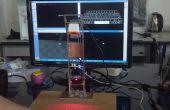 Cómo hacer que el teclado virtual de la proyección de láser