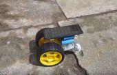 Cómo hacer mini coche solar