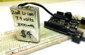 Hacer una batería de litio barato