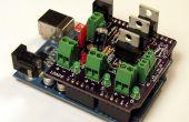 Crear y utilizar un MOSFET Arduino Shield