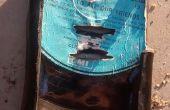 Custum fit Record Phone Holder, o cómo llevar un termoplástico en forma de nuevos