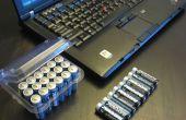 Paquete de batería de emergencia y lámpara de escritorio