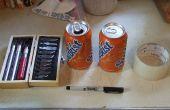 RFID a prueba de Soda puede cartera