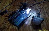 Rápido y fácil de luz nocturna de Arduino
