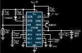 Cómo hacer un circuito de cargador de batería de NiCd NiMH