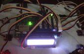 Sensor control de datos con Edison (Intel IoT)