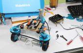 Cómo hacer un vehículo de tres ruedas [chasis robot]