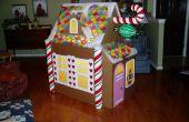 Construir una casa de pan de jengibre