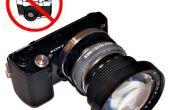 Usando lentes de cámaras digitales de Kiev-10/Kiev-15