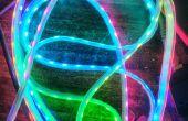 Utilice un ATTiny $1 direccionable LEDs RGB