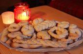 Cómo hacer galletas de mantequilla moldeable