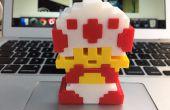 Baby seta de Super Mario Bros, juego de TV