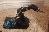 Brazo robótico controlado por PS3