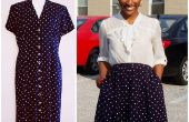 Upcycling un vestido Thrifted