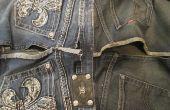 Cómo cambiar el tamaño de tus jeans
