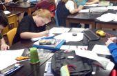 Personal aprendizaje y tiempo de creación en la escuela secundaria