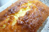 Magnífica receta de pan de limón
