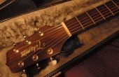 Humidificador de guitarra caseros