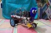 Robot de evitación de objeto de rueda de Actobitty 2