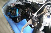 Datalogger con un Arduino de carreras