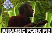 Pastel de carne de cerdo Jurásico | Parodia de la hornada