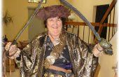 Cómo armar un traje impresionante pirata para Halloween! ¿
