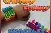 Grueso - pulsera Funky