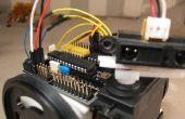 Tu primer robot real la fácil manera, aprender todo lo básico y en él :)