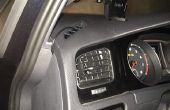 Cargador USB discretos para MK7 Golf GTI