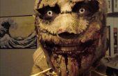 Máscara de Halloween espantapájaros