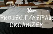 DIY su propio organizador de proyecto y reparación