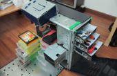 PC Estación de trabajo portátil/caja de herramientas